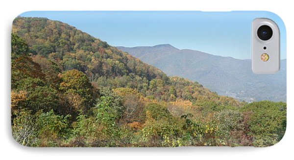 Smokies 11 IPhone Case by Val Oconnor