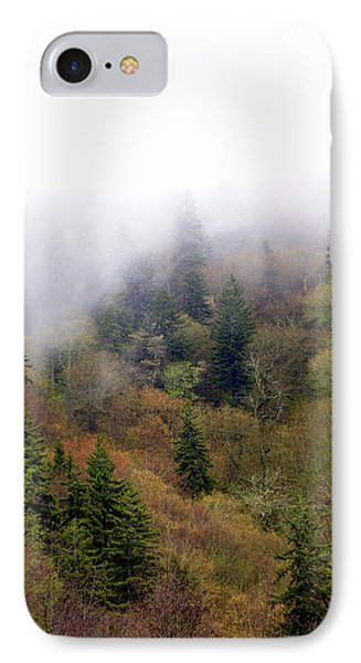Smoky Mount Vertical Phone Case by Marty Koch