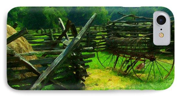 Smoky Mountain Farm 1900s IPhone Case
