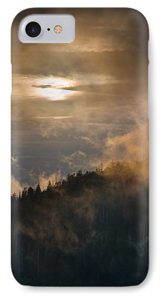 Smoky Mountain Phone Case by Steve Gadomski