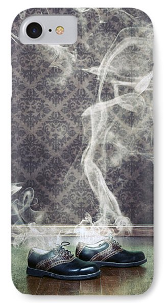 Smoky Shoes IPhone Case by Joana Kruse