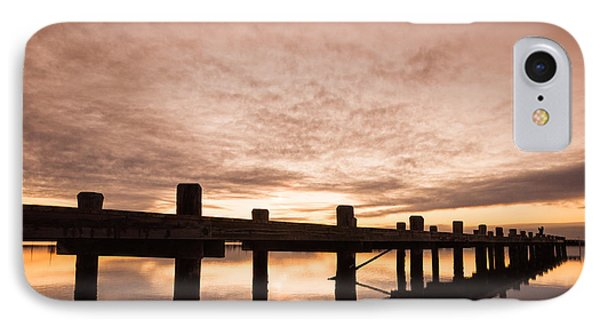 Smooth Bay IPhone Case by Kristopher Schoenleber