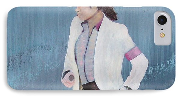 Smooth Criminal IPhone Case by Tony Rodriguez
