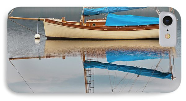IPhone 7 Case featuring the photograph Smooth Sailing by Werner Padarin