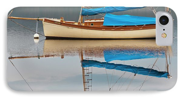 IPhone Case featuring the photograph Smooth Sailing by Werner Padarin