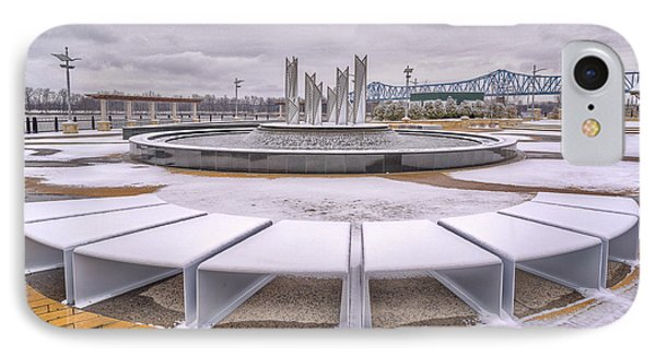 Smothers Park In Owensboro Kentucky IPhone Case