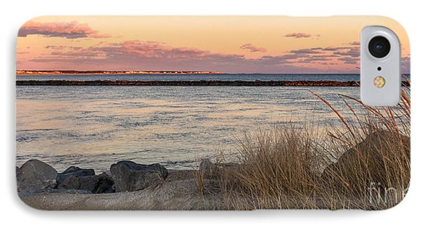 IPhone Case featuring the photograph Smugglers Beach Sunset II by Michelle Wiarda