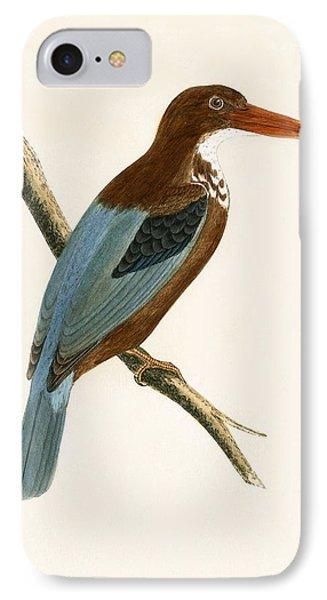 Smyrna Kingfisher IPhone Case