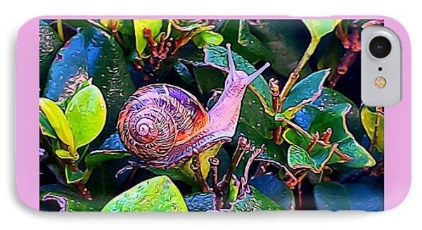 Snail 5 IPhone Case