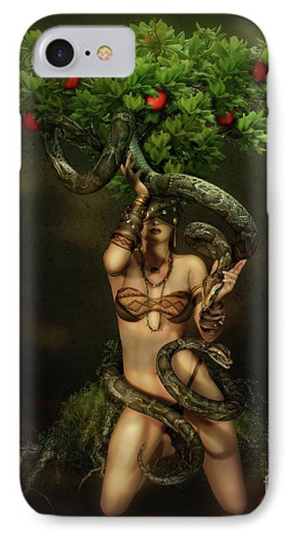 Snake Charmer IPhone 7 Case