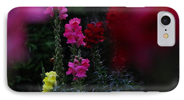 Snapdragon IPhone Case by Greg Patzer
