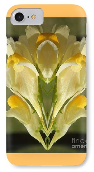 Snappy Bouquet IPhone Case by Christina Verdgeline