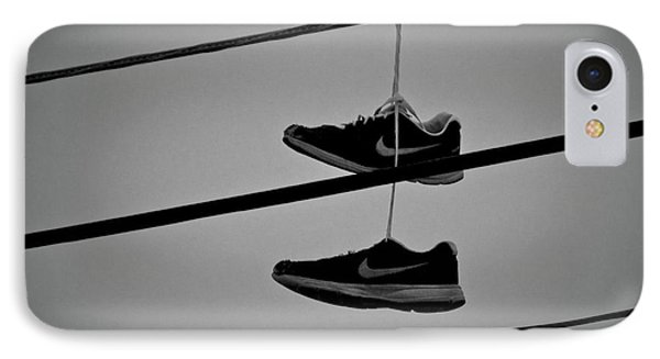 Sneakers On Wires IPhone Case