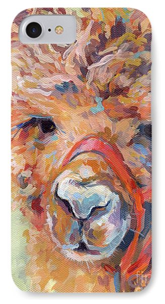 Snickers IPhone Case by Kimberly Santini