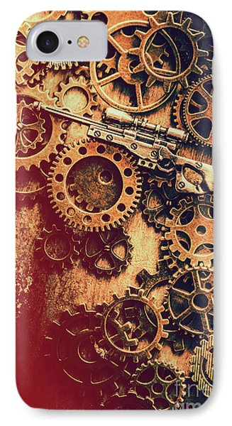 Sniper Rifle Fine Art IPhone Case by Jorgo Photography - Wall Art Gallery