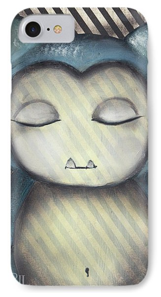 Snorlax IPhone Case by Abril Andrade Griffith