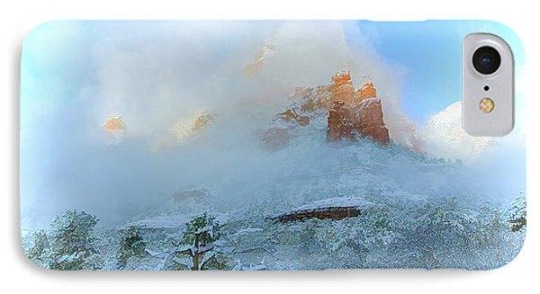 Snow 07-104 IPhone Case by Scott McAllister