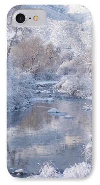 Snow Creek IPhone Case by Darren White