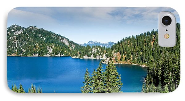 Snow Lake IPhone Case
