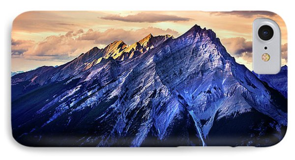 IPhone Case featuring the photograph Mount Cascade by John Poon