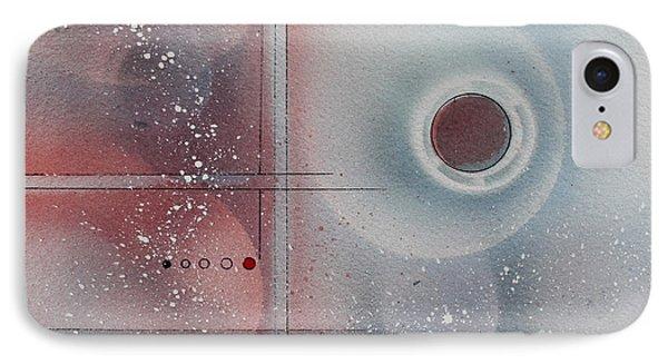 Snow Powder Phone Case by Monte Toon