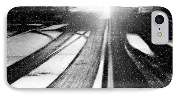 Snow Removal IPhone Case