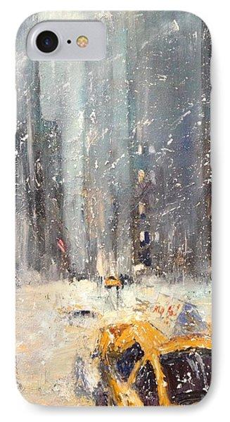 Snow Snow Snow... Phone Case by NatikArt Creations