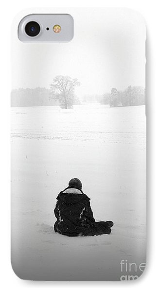 IPhone Case featuring the photograph Snow Wonder by Brian Jones