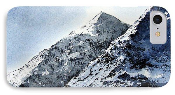Snowdon Phone Case by Paul Dene Marlor