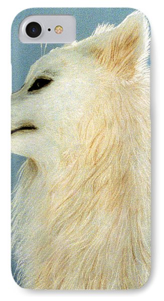 Snowman The Samoyed IPhone Case