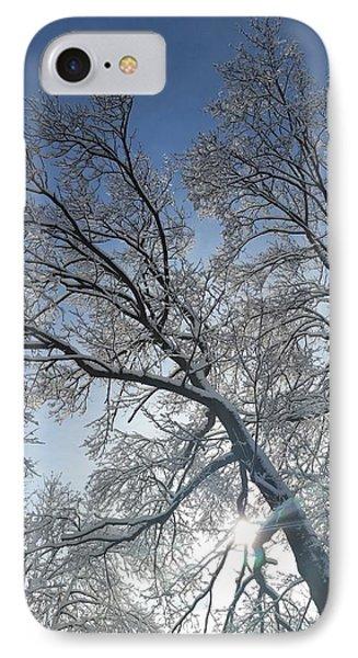 Snowshine IPhone Case