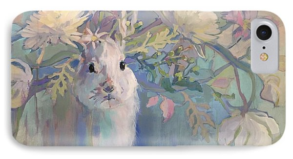 Snowshoe IPhone Case by Kimberly Santini