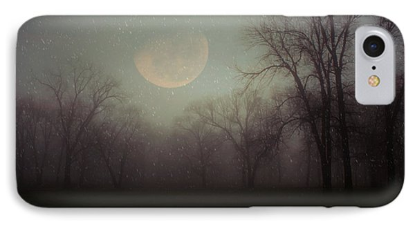Moonlit Dreams IPhone Case by Inspired Arts
