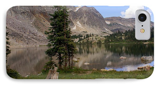 Snowy Mountain Loop 5 Phone Case by Marty Koch