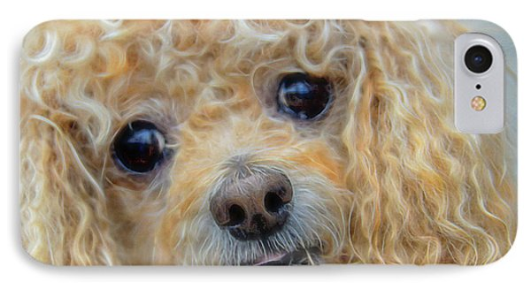 IPhone Case featuring the photograph Snuggles by Steven Richardson
