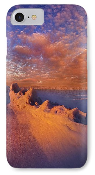 IPhone Case featuring the photograph So It Begins by Phil Koch