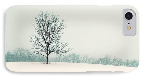 So Silent IPhone Case by Todd Klassy