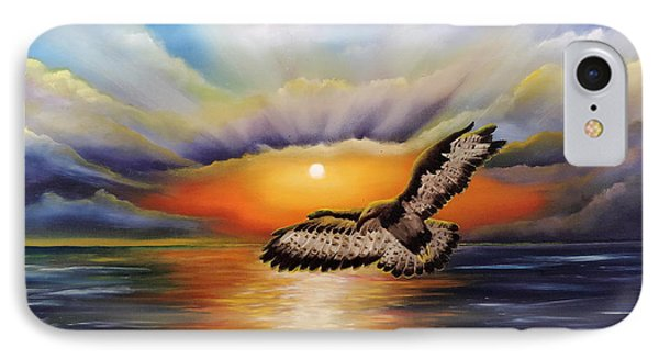 Soaring High IPhone Case by Dianna Lewis