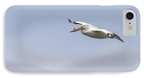 Soaring In The Skies IPhone Case by Thomas Young