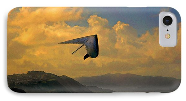Soaring IPhone Case by Jeff Burgess