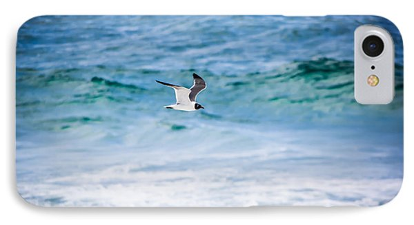 Soaring Over The Ocean IPhone Case by Shelby Young