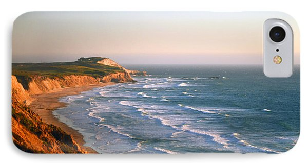 IPhone Case featuring the photograph Socal Sunset Ocean Front by Clayton Bruster