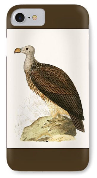 Sociable Vulture IPhone 7 Case