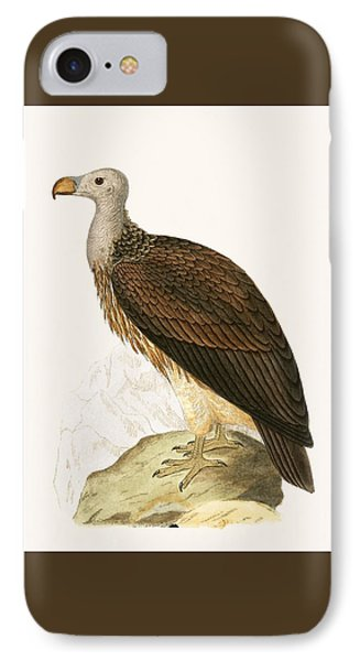 Sociable Vulture IPhone Case by English School
