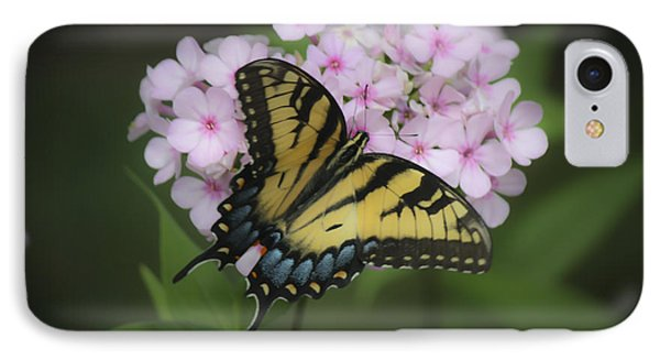 Soft Focus Tiger Swallowtail Phone Case by Teresa Mucha