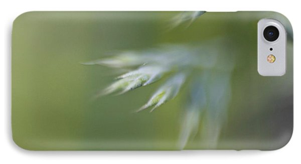 IPhone Case featuring the photograph Soft Green by Michaela Preston