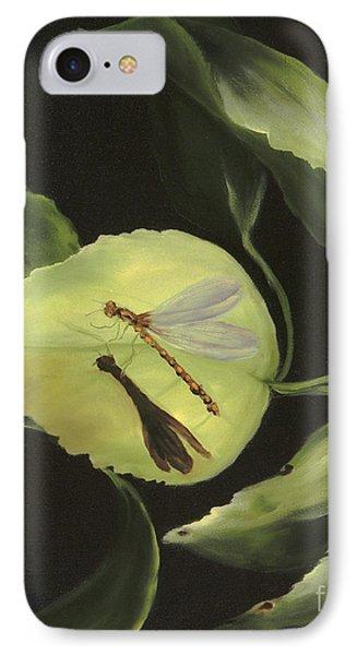 Soft Landing IPhone Case by Carol Sweetwood
