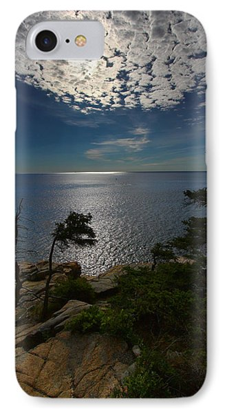 Soft Light On Otter Point IPhone Case