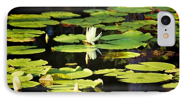 IPhone Case featuring the photograph Soft Morning Light by Jan Amiss Photography