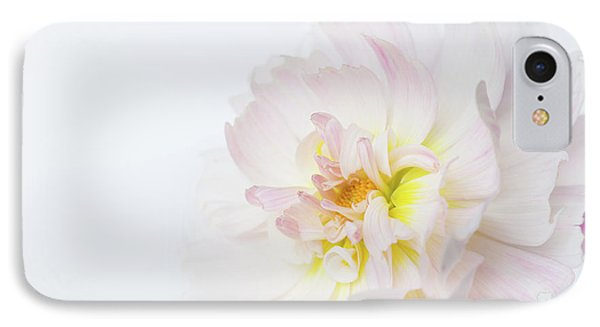 IPhone Case featuring the photograph Soft Ruffles by Mary Jo Allen
